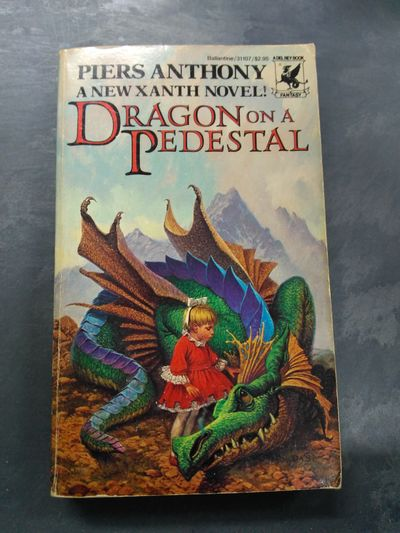 Image for Dragon on a Pedestal  (The Magic of Xanth, No. 7)