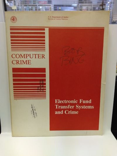 Image for Computer Crime: Electronic Fund Transfer Systems and Crime
