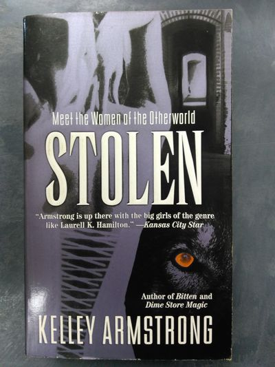 Image for Stolen   (Women of the Otherworld, Book 2)