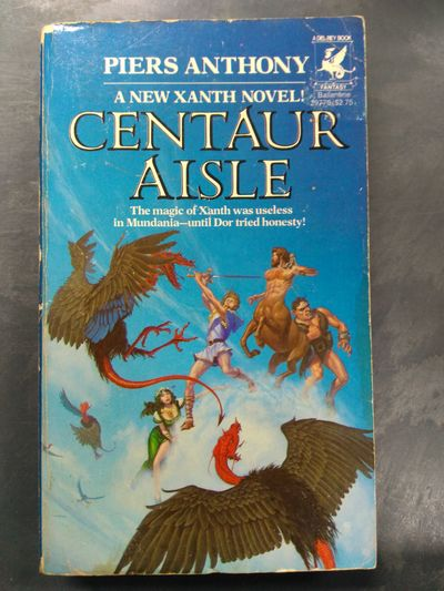Image for Centaur Aisle  (The Magic of Xanth, No. 4)