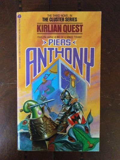 Image for Kirlian Quest  (Cluster, Book 3)