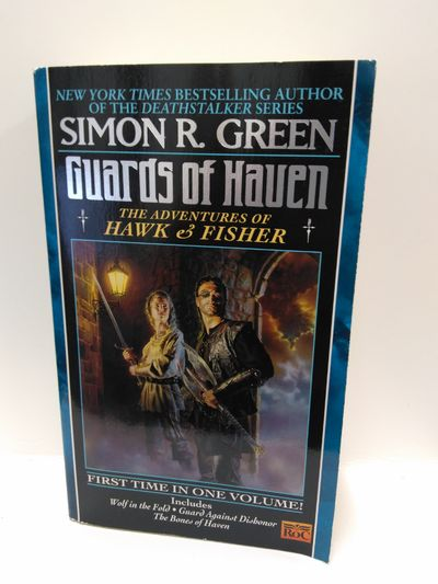 Image for Guards of Haven: The Adventures of Hawk & Fisher : Wolf in the Fold, Guard Against Dishonor, the Bon