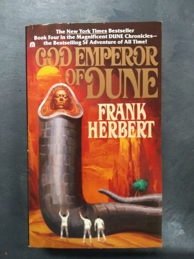 Image for God Emperor of Dune  (Dune Chronicles, Book 4)