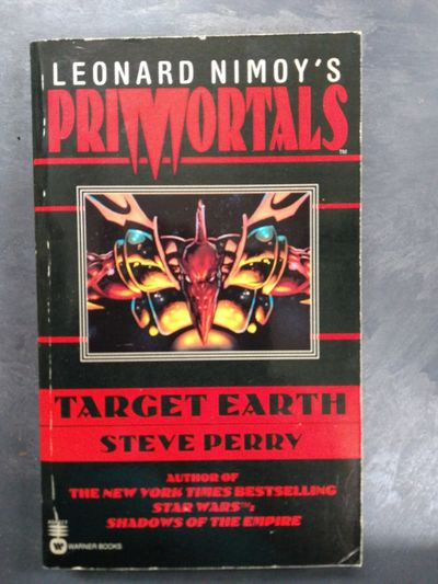 Image for Leonard Nimoy's Primortals: Target Earth