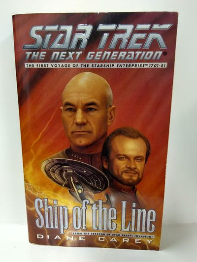 Image for Ship of the Line  (Star Trek: the Next Generation)