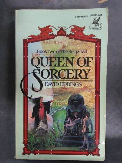 Image for Queen of Sorcery  (The Belgariad, Book 2)