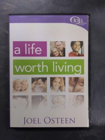 Image for A Life Worth Living (Audio Book) 4 CD