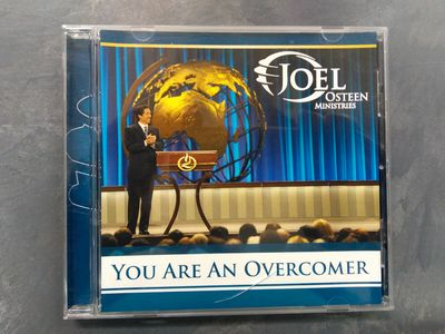 Image for You Are An Overcomer Audio CD