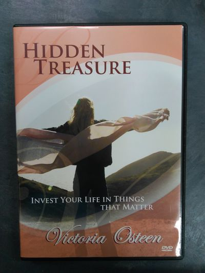 Image for Hidden Treasure (Invest Your Life In Things That Matter) Multimedia DVD