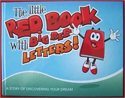 Image for The Little Red Book With Big Red Letters