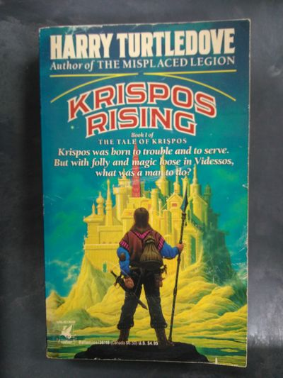 Image for Krispos Rising (The Tale of Krispos, Book One)