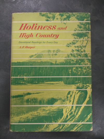 Image for Holiness And High Country, Devotional Readings For Every Day