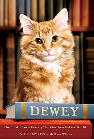 Image for Dewey: A Small-Town Library Cat Who Touched the World