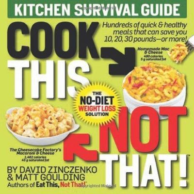 Image for Eat This Not That!  Kitchen Survival Guide