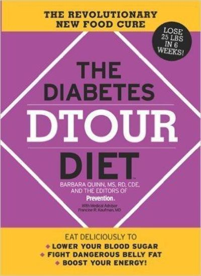 Image for The Diabetes Dtour Diet:  The Revolutionary New Food Cure for Diabetes