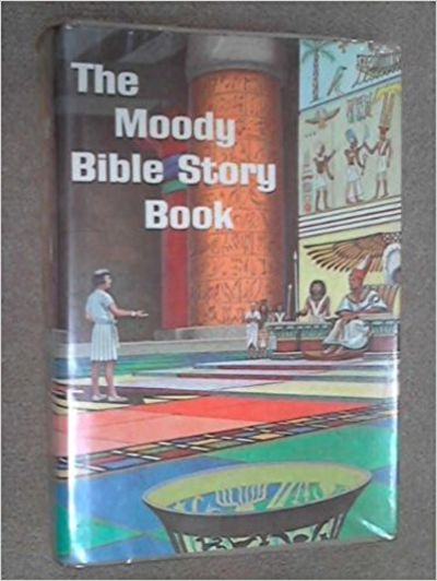 Image for The Moody Bible Story Book
