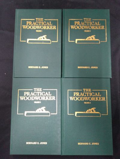 Image for The Practical Woodworker 4-volume Set Hardcover – 2013
