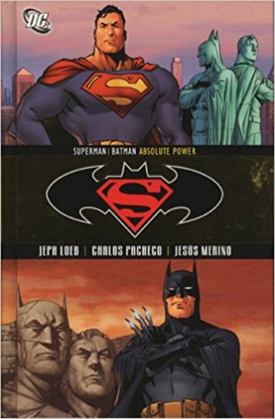 Image for Superman-Batman Absolute Power (volume3)
