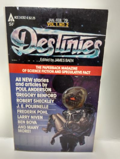 Image for Destinies Vol. 1, No. 2