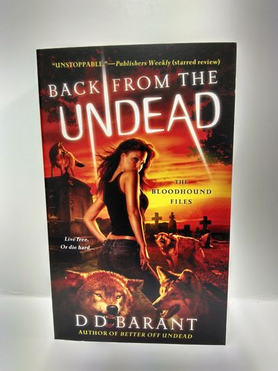 Image for Back from the Undead : The Bloodhound Files