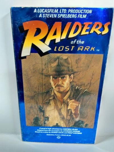 Image for Raiders of the Lost Ark: Novel