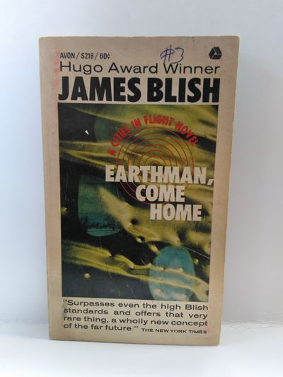 Image for Earthman, Come Home