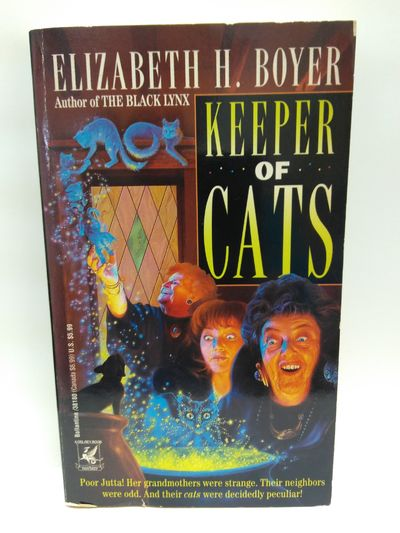 Image for Keeper of Cats