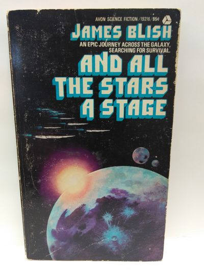 Image for -- and All the Stars a Stage