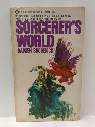 Image for Sorcerer's World
