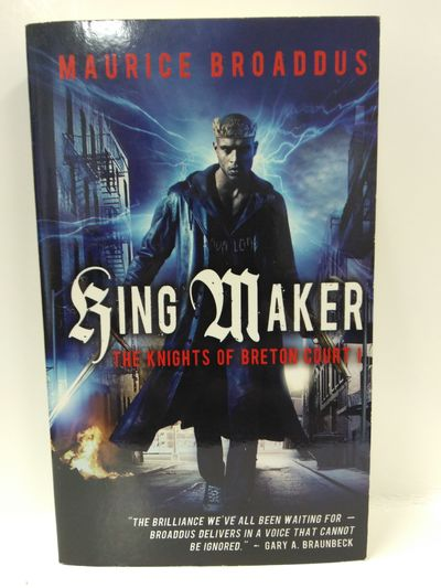 Image for King Maker: The Knights of Breton Court, volume 1