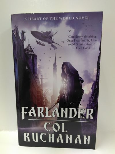 Image for Farlander: A Heart of the World Novel
