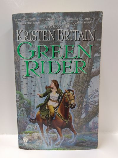 Image for Green Rider