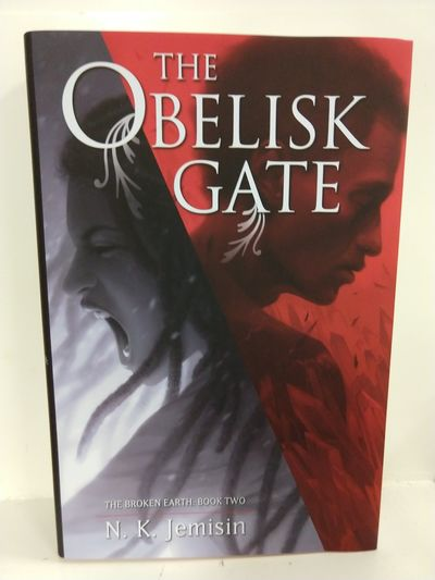 Image for The Obelisk Gate - SIGNED