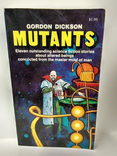 Image for Mutants