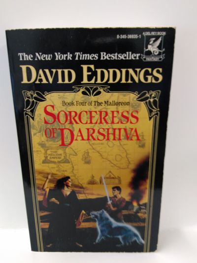 Image for Sorceress of Darshiva