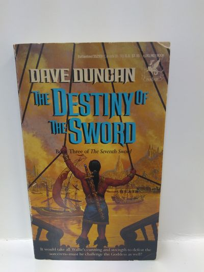 Image for Destiny of the Sword  (The Seventh Sword, Book 3)