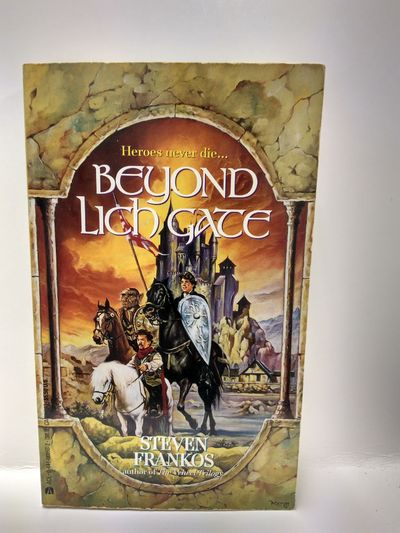 Image for Beyond Lich Gate