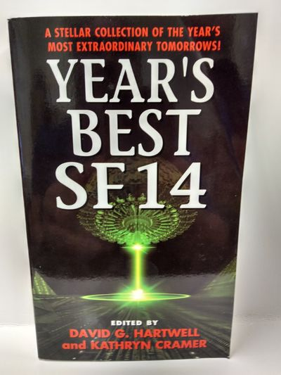 Image for Year's Best SF 14