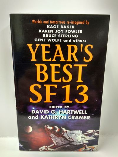 Image for Year's Best SF 13