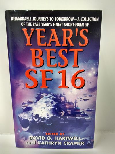 Image for Year's Best SF 16