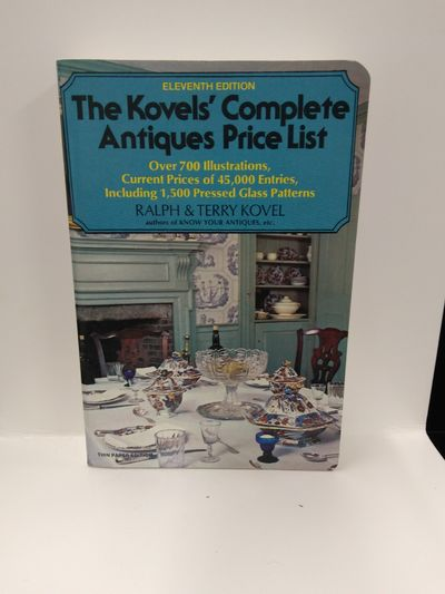 Image for Kovels Antiques Price List (11th Edition)