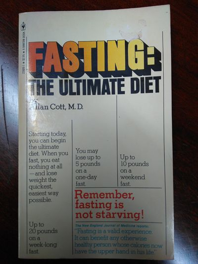 Image for Fasting: The Ultimate Diet