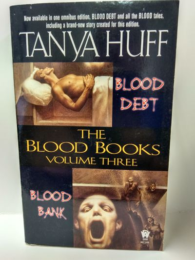 Image for The Blood Books, Vol. 3 (Blood Debt / Blood Bank)
