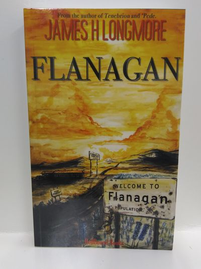 Image for Flanagan (SIGNED)