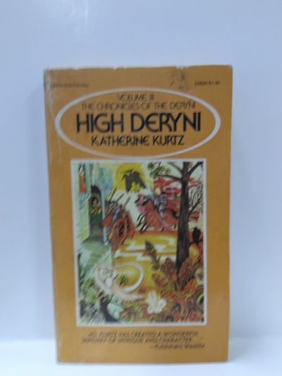 Image for High Deryni (The Chronicles of Deryni, Vol. 3)