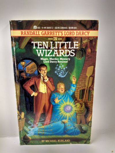 Image for Ten Little Wizards