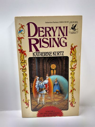 Image for Deryni Rising (Chronicles of the Deryni)