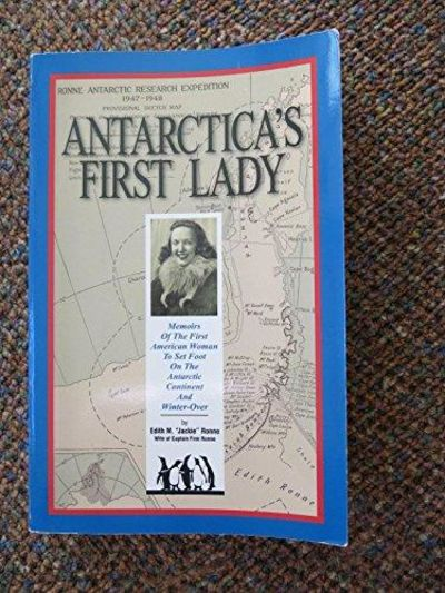 Image for Antarctica's First Lady (SIGNED)