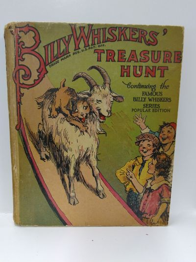 Image for Billy Whiskers' Treasure Hunt