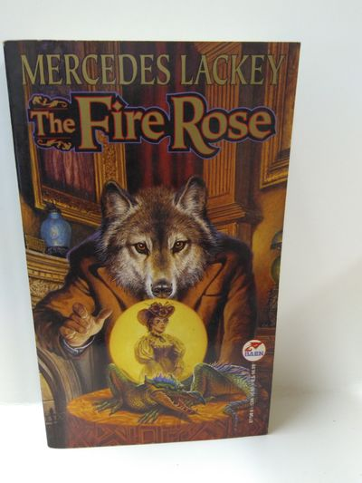Image for The Fire Rose (The Elemental Masters Fairy Tales)